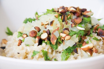 rice pilaf retreat recipe