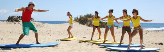 Yoga, Pilates & surf retreat, Fuerteventura