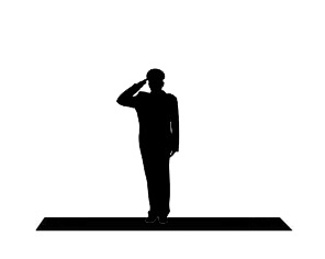 soldier yogi