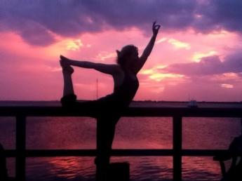 Yoga in Central America
