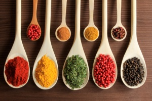 Spices for digestive health